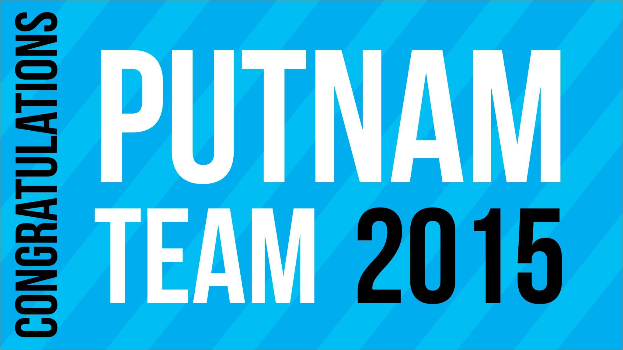 2014 Putnam Results